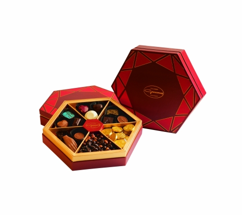 Goossens Limited Edition CNY Hexagon box